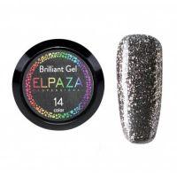 ELPAZA Brilliant Gel гель-краска 14