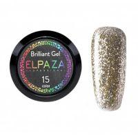 ELPAZA Brilliant Gel гель-краска 15