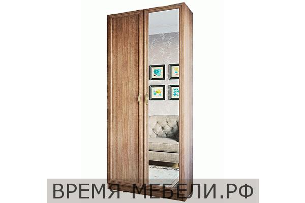 Шкаф двухстворчатый с зеркалом ВМ-05