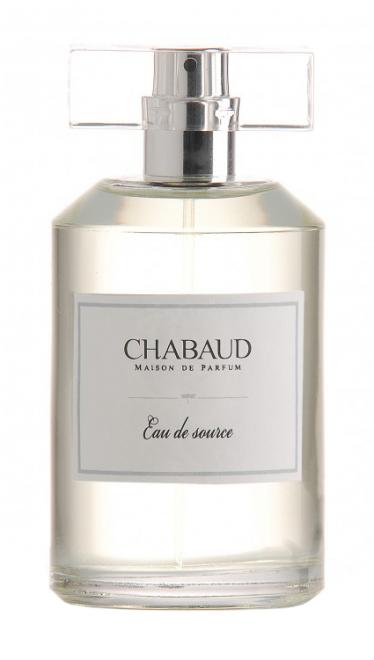 Chabaud Maison de Parfum  EAU DE SOURCE