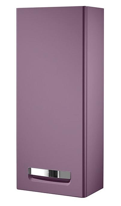 Шкаф Roca The Gap ZRU9302744 правосторонний, фиолетовый