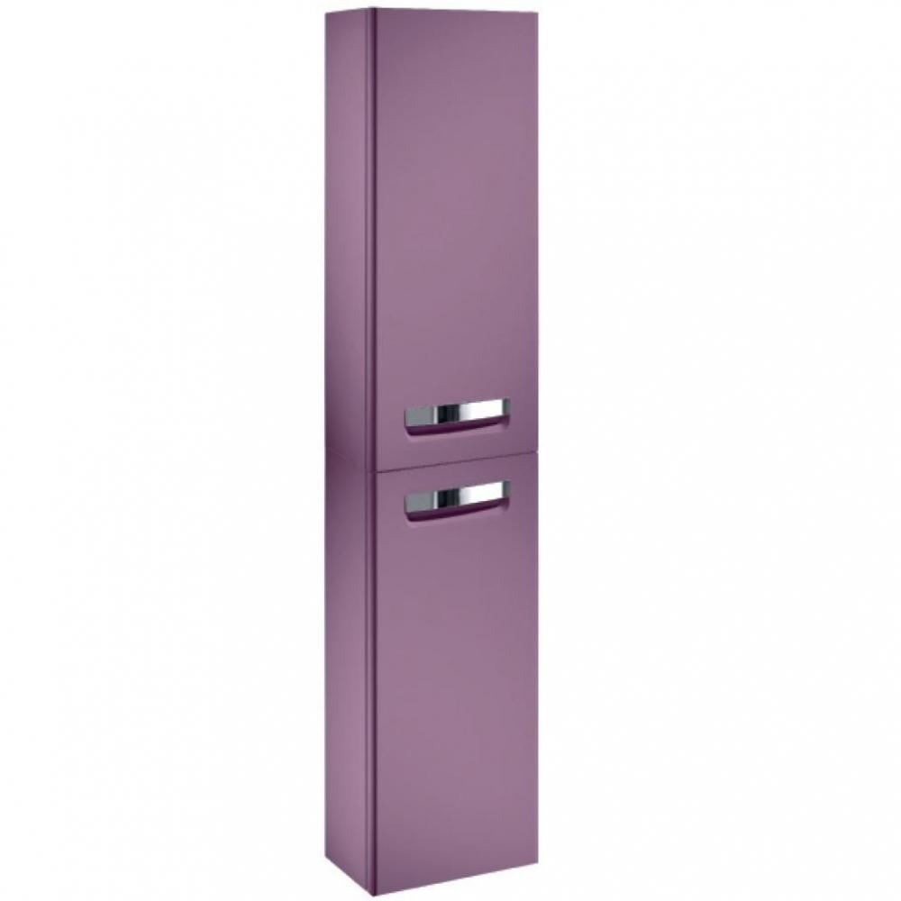Шкаф-пенал Roca Gap ZRU9302746 R, фиолетовый