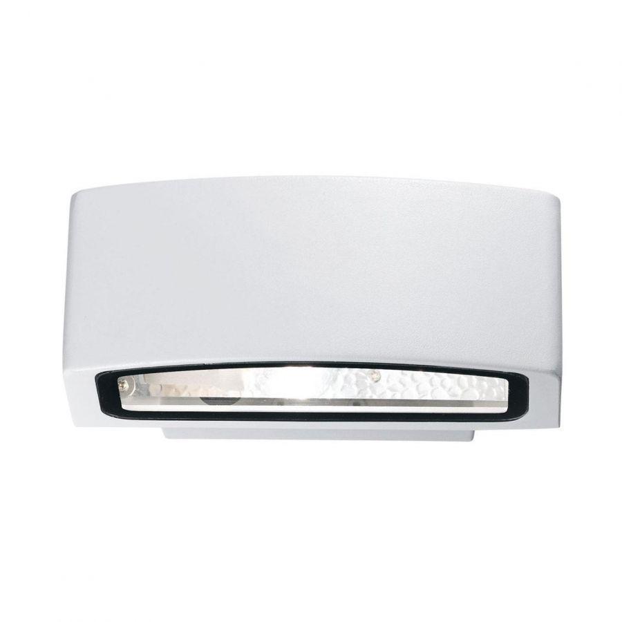 Уличный настенный светильник Ideal Lux Andromeda AP1 Bianco