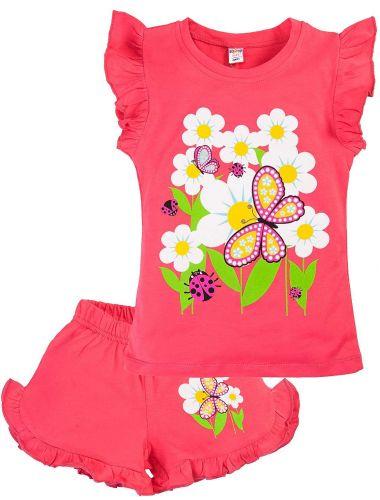 Комплект для девочек 1-4 лет BK004GL24