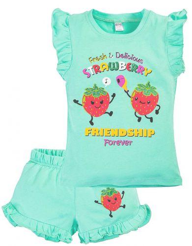 Комплект для девочек 1-4 лет BK004GL28
