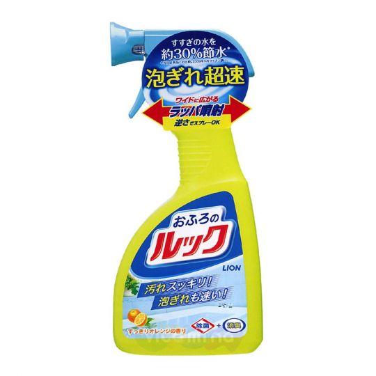 Lion Чистящее средство для ванных комнат - универсальное, с ароматом апельсина, 400мл