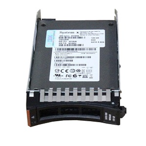 Жесткий диск IBM 128GB SATASFF MLC HS, 90Y8649