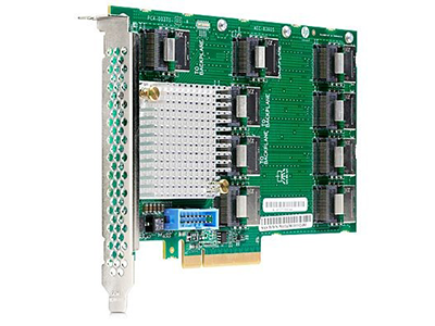 Плата расширения HP 12Gb DL380 Gen9 SAS Expander Card 727250-B21