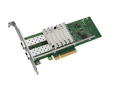 Сетевая карта Intel X520-DA2, E10G42BTDA