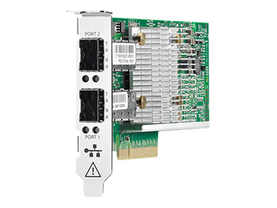 Сетевой адаптер HP Ethernet 10Gb 2P 530SFP+ Adptr 652503-B21