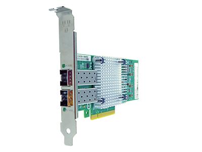 Сетевая карта HP NC552SFP 10GB 2-port 615406-001, 614203-B21