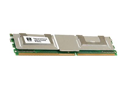 Оперативная память HP 2GB (1x2Gb) 2Rx8 PC3-10600R-9, 500656-B21