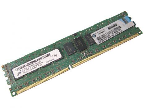 Оперативная память HP 2GB (1x2GB) Dual Rank x8 PC3-10600 (DDR3-1333) 501533-001