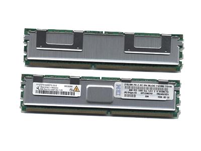 Оперативная память IBM 8GB (2X4GB, DDR2-667, PC2-5300, ECC, 1.8V)