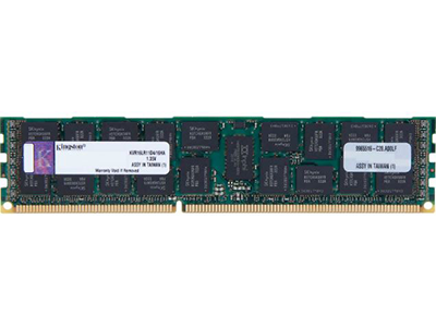 Оперативная память Kingston 16GB 2Rx4 PC3L-12800 CL11 Registered , KVR16LR11D4/16HA