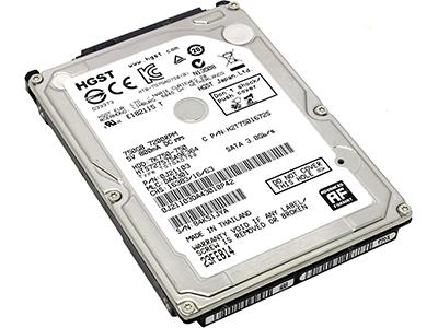 Жесткий диск HGST 750Gb , HTS727575A9E364