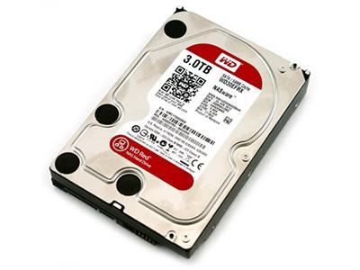 Жесткий диск Westwrn Digital 3TB SATA, WD30EFRX