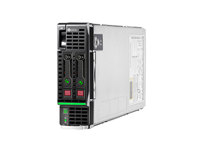 Сервер HP Proliant BL460c Gen8 Intel Xeon E5-2640v2 2GHz 15MB 32Gb DDR33-3-3 , 724085-B21