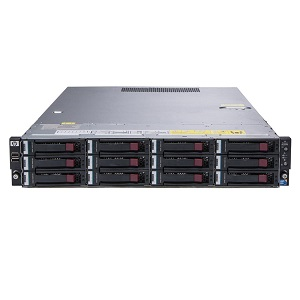 Сервер HP ProLiant DL180 G6 2xE5645 2.4GHz 24GB DRAM БУ