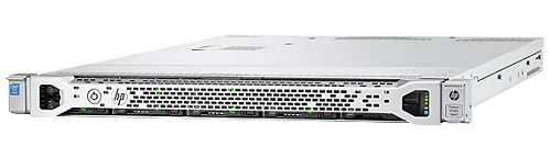 Сервер HP Proliant DL360 Gen9 E5-2603v4 Rack(1U)/Xeon6C 1.17Hz(15Mb)/1x8GbR1D_2400