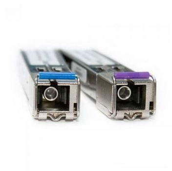 Модуль SNR SFP WDM, дальность до 80км (24dB), 1490/1550нм, SNR-SFP-W45-80