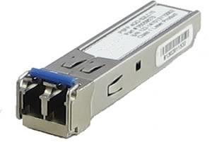 Модуль SFP оптический, дальность до 2км (6dB), 1310нм, 155 Мбит/с