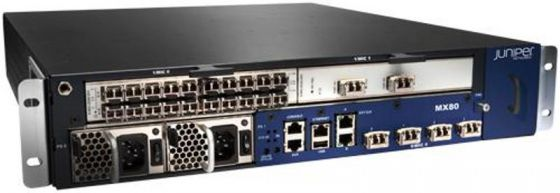 Маршрутизатор Juniper MX80-T-AC