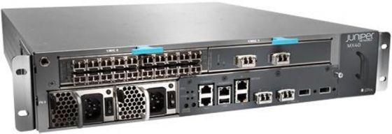 Маршрутизатор Juniper MX40-T-DC