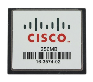 Память Cisco MEM-256CF