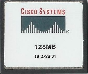 Память Cisco MEM-128CF