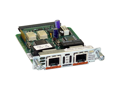 Модуль Cisco VIC-2BRI-NT/TE