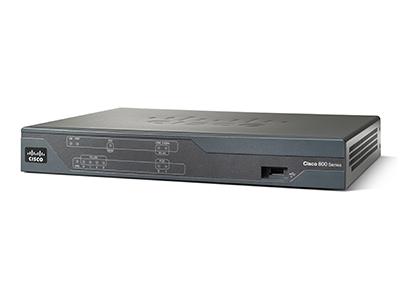 Маршрутизатор Cisco 881G-K9