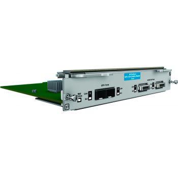 Интерфейсный модуль HP 10GbE 2-port SFP+ / 2-port CX4, J9312A