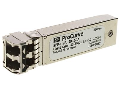 Оптический трансивер HPE X132 10G SFP+ LC SR, J9150A