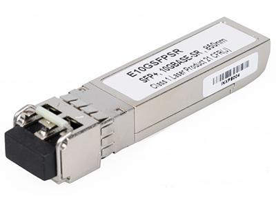 Оптический трансивер Intel 10GBASE-SR/1000BASE-SX SFP+, E10GSFPSR