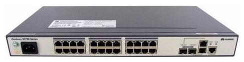 Коммутатор Huawei S2700-26TP-EI-AC, 02352302