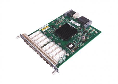 Интерфейсный модуль Juniper SRX-GP-8SFP
