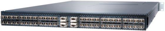 Коммутатор Juniper QFX3500-48S4Q-ACRB-F