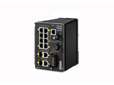Коммутатор Cisco Catalyst IE-2000-8TC-B