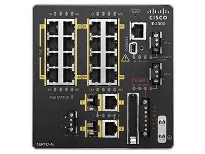 Коммутатор Cisco Catalyst IE-2000-16TC-B