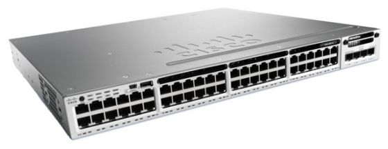 Коммутатор Cisco Catalyst WS-C3850-48T-S