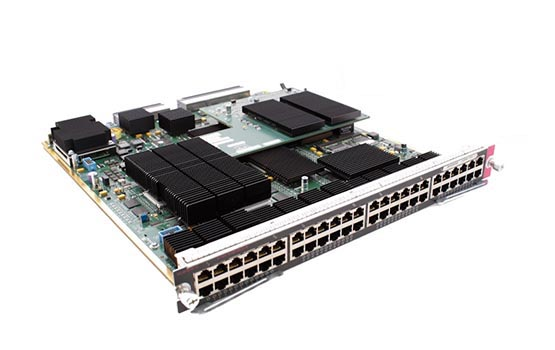 Модуль Cisco Catalyst WS-X6748-GE-TX