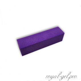 Баф четырехсторонний  фиолетовый