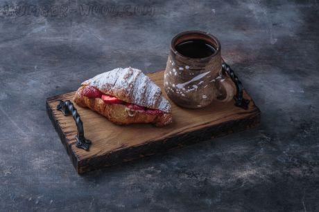 Десертная доска для кофейни. New 2019. Арт.1349