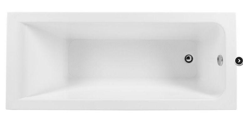 Акриловая ванна Aquanet Bright 165x70
