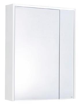 Зеркало-шкаф 60 см Roca Ronda ZRU9303007 бетон/белый глянец