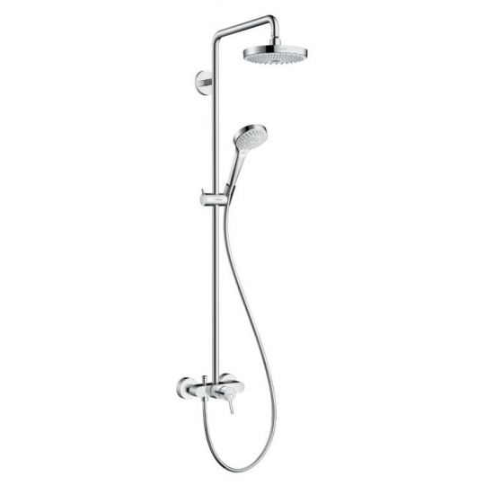 Hansgrohe Croma Select S Showerpipe 180 2jeta 27255400