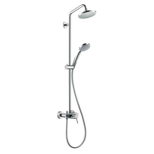 Hansgrohe Croma Showerpipe 160 1jet 27154000