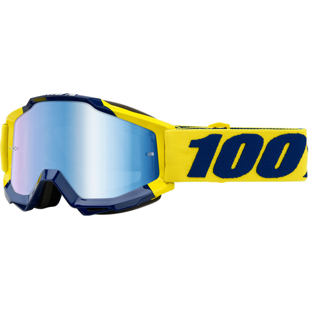 100% - Accuri Supply Mirror Lens, очки, зеркальная линза
