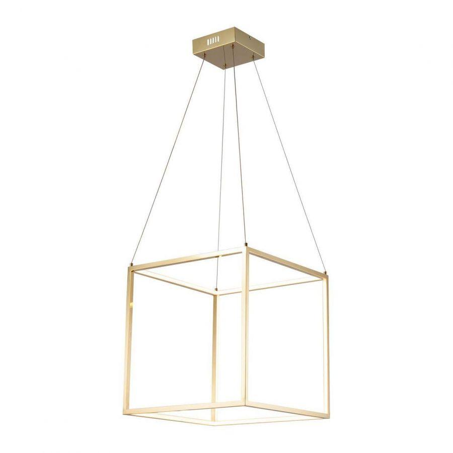 Подвесной светодиодный светильник Lucia Tucci Exo 3350.440 Gold